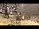 Iranian Troops Fighting Pjak
