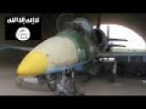 ISIS Have Plane And They Use It Against Syrian Army In Aleppo
