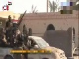 I.S.O.F Capture ISIL Nissan Pickup 2013 And Weapons -Anbar 2014