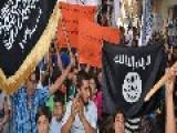 Islamic State Shells Syrian Kurdish Town, Defying Air Strikes