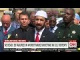 Islamic Leader Of Central Florida Denies Islam's Implication In The Shooting