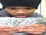 IPad + $5,000 Stolen From Truck, Thugs Post Video Online