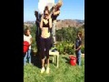 Ice Bucket Callenge - Jennifer Lopez
