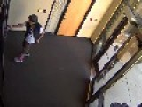 Idiot Attempts To Break Into Police Station To Retrieve Skateboard
