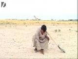 Iraqi Farmer From Samarra, Al-Jalam Village Eats Live Scorpions