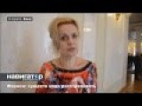 Iryna Farion A Member Of Svoboda Calls For Shooting Pro-Russian Protesters