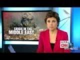Israel - Gaza Conflict :Israeli Strike On Gaza Residential Tower