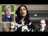 IT'S OVER: Huma Abedin Just Flipped! What She Did Minutes Ago Has Hillary In Tears…