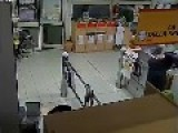 Italian Thief Blows Up His Partner During Robbery