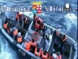 Italian Navy Rescues Thousands Of African Migrants