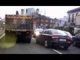 Impatient Driver Gets Proper Justice
