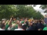 Ireland Vs Sweden Chant Euro 2016