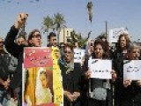 Iraqis Protest Proposed Bill Permitting Marriage Of Girls Aged 9