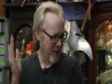 Inside Adam Savage's Cave- Awesome Robot Spider!
