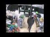 Intelligent Robbery Fail-Security Cam Footage