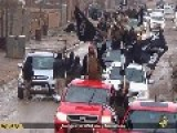 Images A Parade By Daesh In Baage Nianevah Province Today Where The Airstrike When We Need It