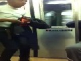 Imagine To Sh*t Yourself While Riding A Train Full Of Commuters