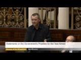 Irish TD Talks Plainly On Government Bullshit