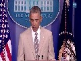 Iraq, Syria & Ukraine - Obama News Conference - Full Video