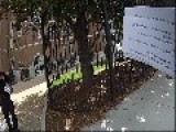 Illegally Detained Outside Vanderbilt University Nashville Tennessee 9-5-2014