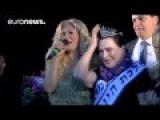 Israel Holds Holocaust Survivor Beauty Pageant