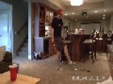 Impressive Golf Trick Shot