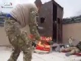 Iraq: City Battle Brave Government Army Agains Iraqi Resistance