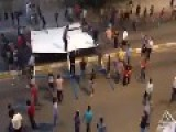 Iraq: Angry Crowd Attack Millitary Check Point After A Car Bomb Attack In Baghdad