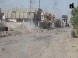 Iraq - Raw Footage Of ISIS Attacking The Iraqi Army In Anbar