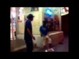 In The Hood Fight - Thug Slapped And Knocked Out
