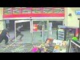 Idiots Failing To Steal ATM From CVS In Dallas