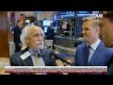 Inside Wall Street - 30 Years In 25 Min - NYSEinstein Peter Tuchman Explains The New York Stock Exchange