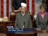 Imam Does The Opening Prayer For US House Of Representatives