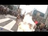 Inauguration Day Violence In DC