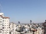 Israeli Air Force Strikes The Gaza Strip In Response To Hamas Rocket Fire On Israel Gaza City,Israel