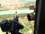 Iraqi Chopper Hunting ISIL Alqaeda Terrorists