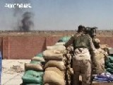 Iraqi Forces Gain Ground In Battle For Fallujah