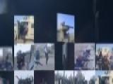 Iraqi Sniper Took Off Crew Member Of BMP Maliki Militia