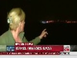 Israeli Crowd Cheers As Missile Hits Gaza Live On CNN Reporter Threatened By Israeli's