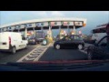 Inconvenience At A Toll Booth
