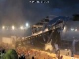 Indiana State Fair Stage Collapse..!!