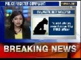 Italian Tourist Molested- Alleged Sexual Assault By FRRO Officer In Bangalore India