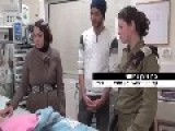 IDF Officer Meets 'palestinian' Parents Of Baby He Saved