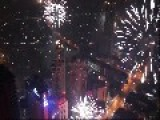 Impressive Fireworks Display Ensures A Bright Start To The New Year In Manila