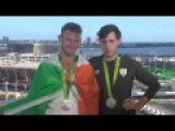 Irelands Silver Medalists Interview