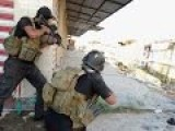 Iraqi Special Forces In Heavy Combat Action Against ISIS