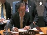 Israeli PM Says UN Secretary General's Words 'bolster Terrorism'