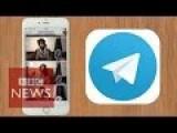 Islamic State Prioritise Telegram App To Spread Propaganda - BBC News
