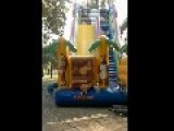 Inflatable Slide Fail