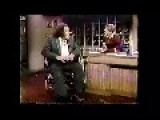 In This Corner ANDRE THE GIANT. In The Other Corner DAVID ASSHOLE LETTERMAN